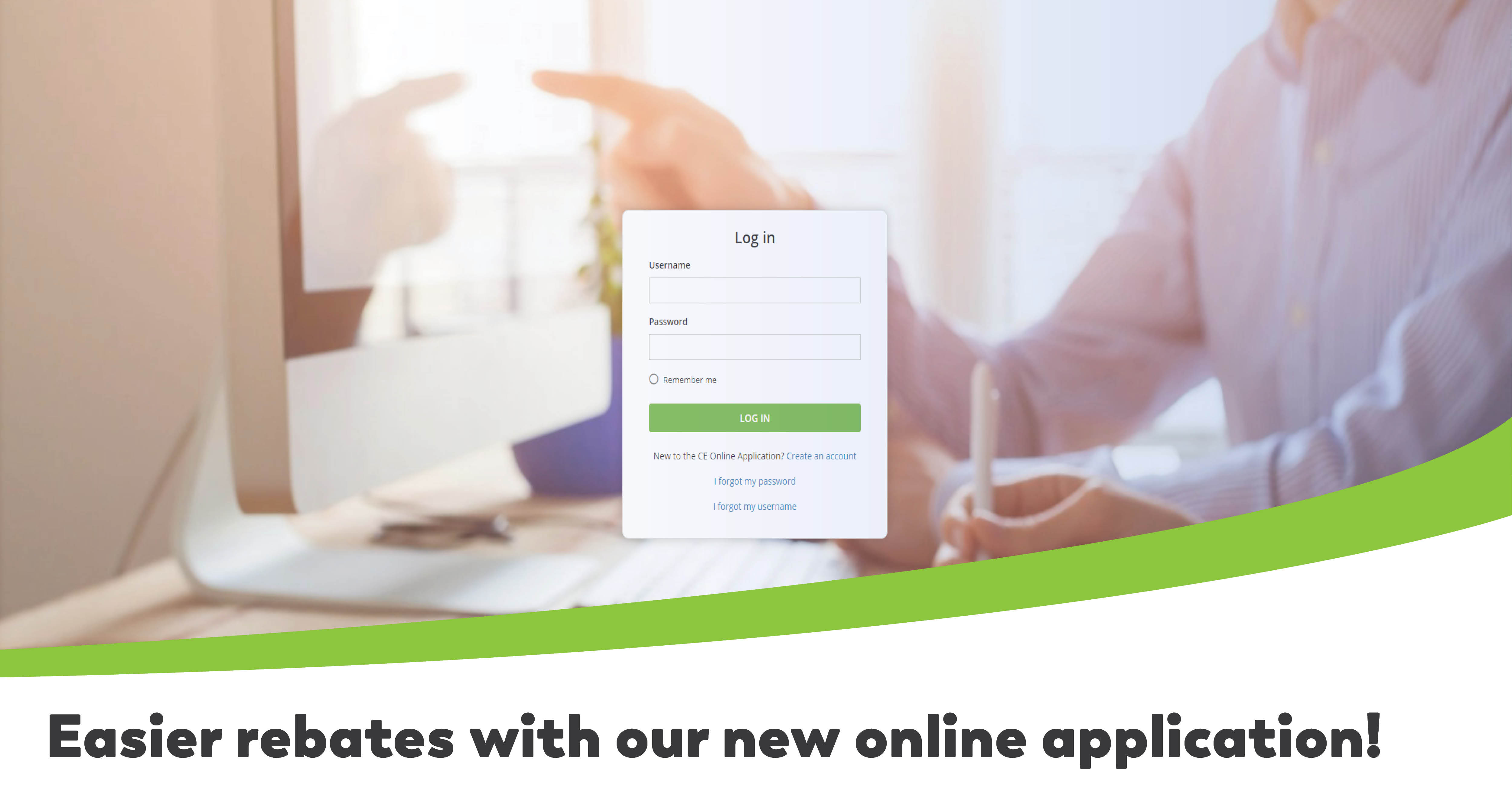 New Online Application